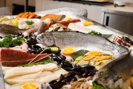 La Mer Exquise, poissonnerie